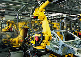 Vaughan Mechanical works in automotive facilities