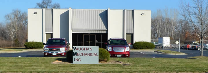 Vaughan Mechanical Inc. offices